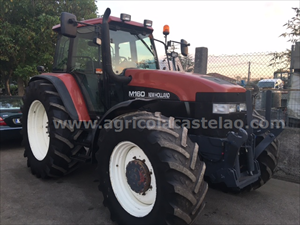 TRACTOR NEW HOLLAND M160