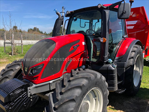 TRACTOR VALTRA N114